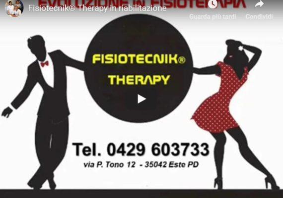 Fisiotecnik® Therapy in riabilitazione