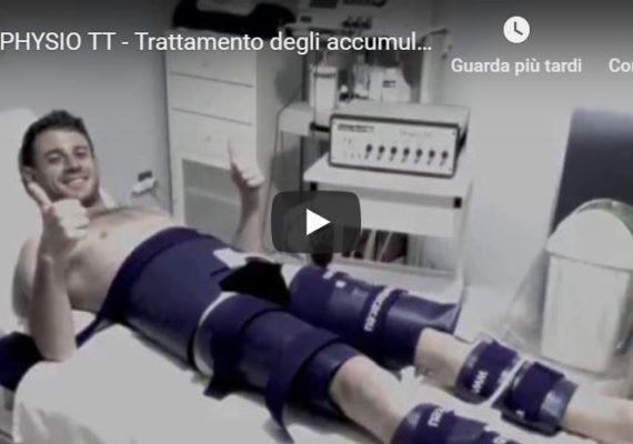 PHYSIO TT – Trattamento degli accumuli di grasso localizzato