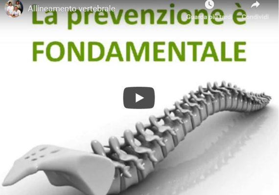 Allineamento vertebrale
