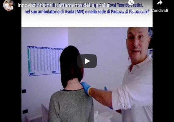 Innovazione nel trattamento della spalla dolorosa