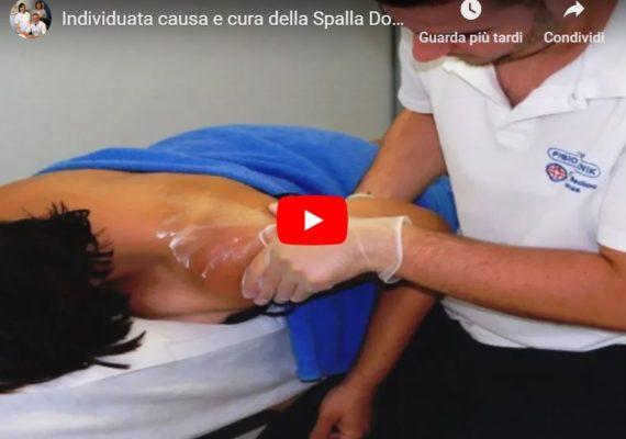 Individuata la causa e la cura della Spalla Dolorosa