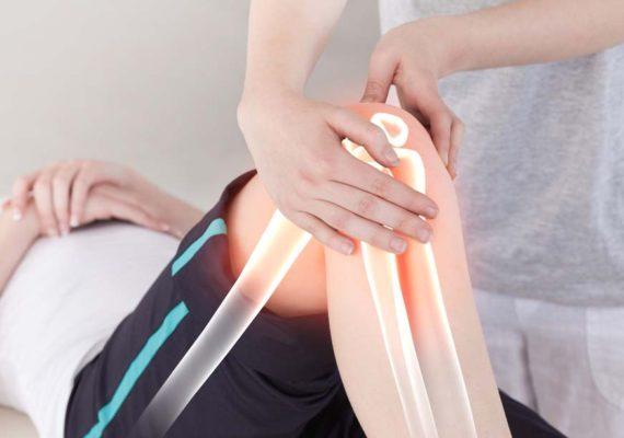 Dolore e gonfiore al ginocchio
